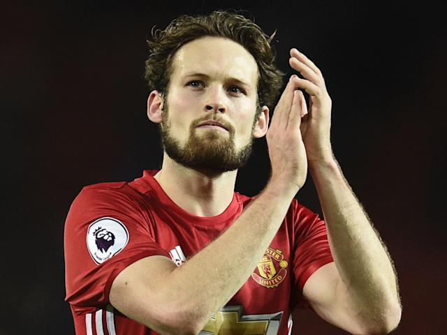 Blind has fallen out of favour with Jose Mourinho: Getty