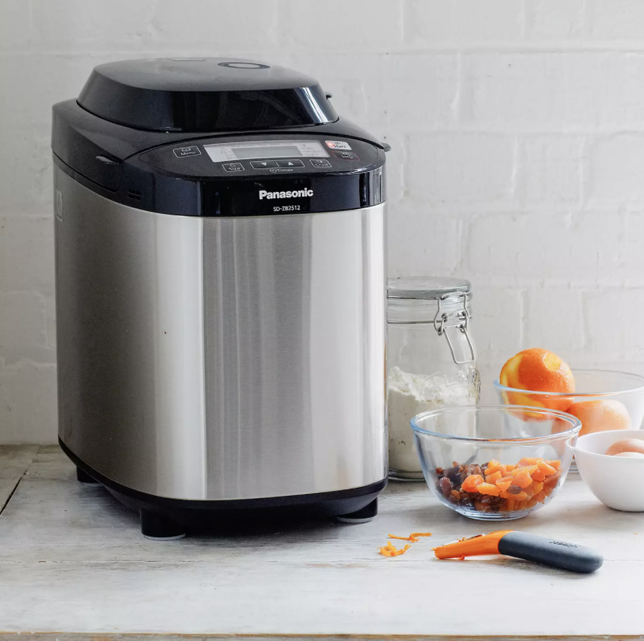 Panasonic's Bread Maker is a best-selling at John Lewis. (John Lewis)