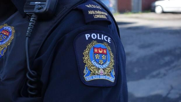 Longueuil police arrested a 49-year-old man at an illegal gathering in Saint-Hubert on Montreal's South Shore. (Charles Contant/CBC - image credit)