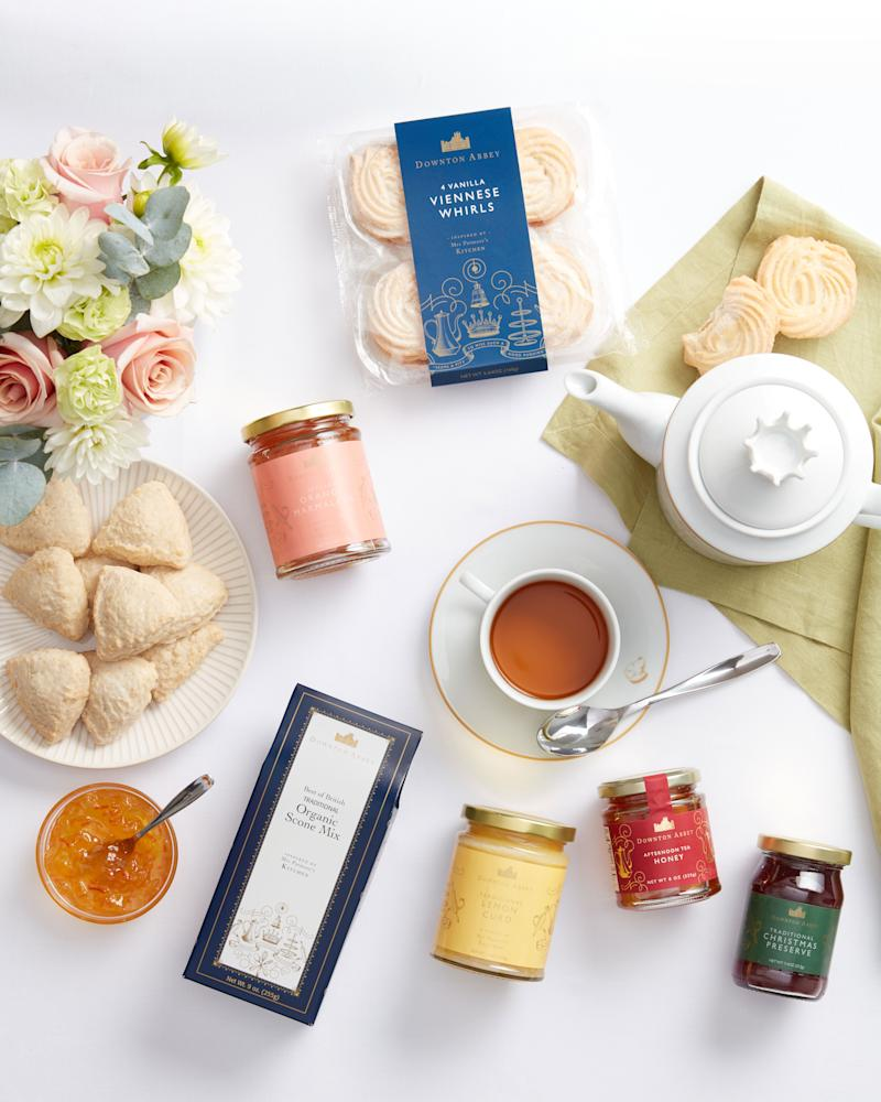Cost Plus World Market® Launches Downton Abbey® Collection