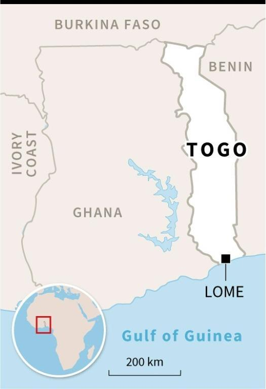 Togo and its neighbours