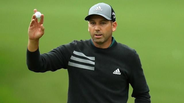 Bad weather means the Andalucia Valderrama Masters will be played over just 54 holes and Sergio Garcia is in pole position for victory.