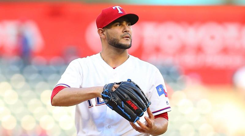 Texas Rangers pitcher kills and eats the bull that caused his injury