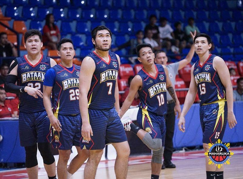 Nalos gives Bataan hairline win in MPBL