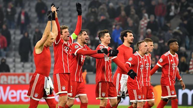 Bayern Munich head coach Jupp Heynckes refused to get too carried away following Tuesday's 5-0 victory over 10-man Besiktas.