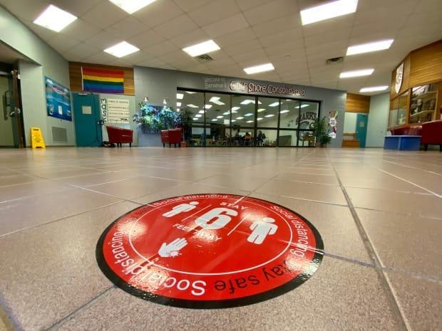 Schools on P.E.I. already have physical distancing policies in place as well as mask-usage and cleaning guidelines. (John Robertson/CBC - image credit)