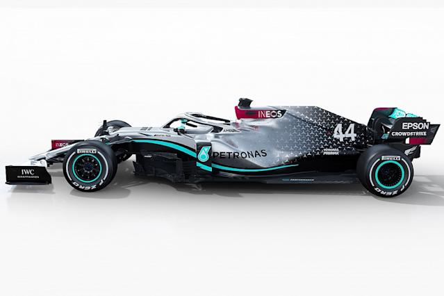 First images of new Mercedes revealed