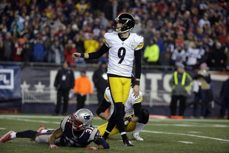 Pittsburgh Steelers' Kicker Chris Boswell Ejected From Penguins Game