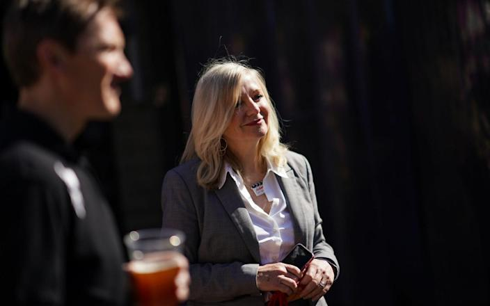 Tracy Brabin's success in West Yorkshire could leave Labour fighting another challenging by-election - PA