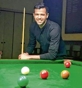 Hasan Badami emerges supreme in Snooker & Billiards