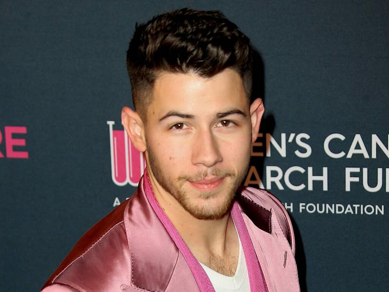 Nick Jonas visited colleges in early Jonas Brothers years