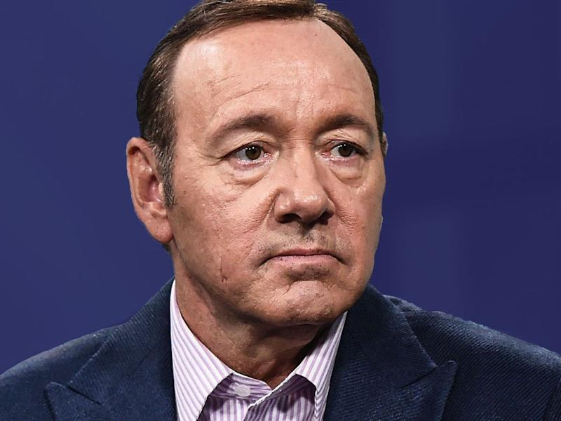 Kevin Spacey was developing 'House of Cards'-themed clothing and other merchandise
