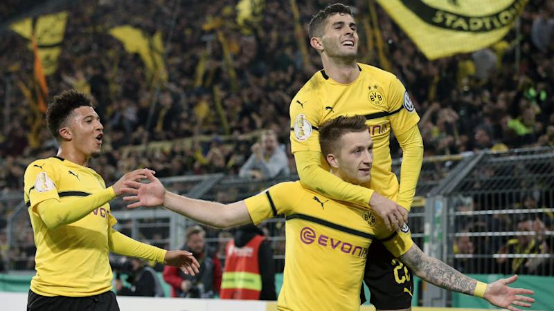 Witsel: Pulisic & Sancho can become two of world's best wingers