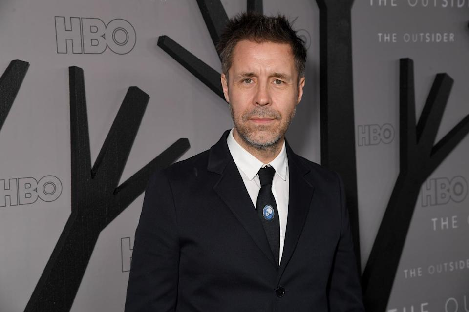 LOS ANGELES, CALIFORNIA - JANUARY 09: Paddy Considine attends the Los Angeles premiere of the new HBO Series
