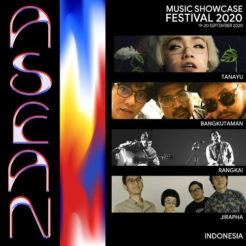 So far only an image of the Indonesian lineup has been shared on ASEAN Music Showcase Festival's Facebook.