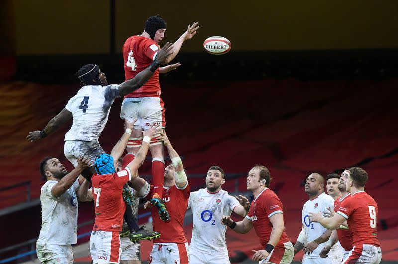 FILE PHOTO: Six Nations Championship - Wales v England