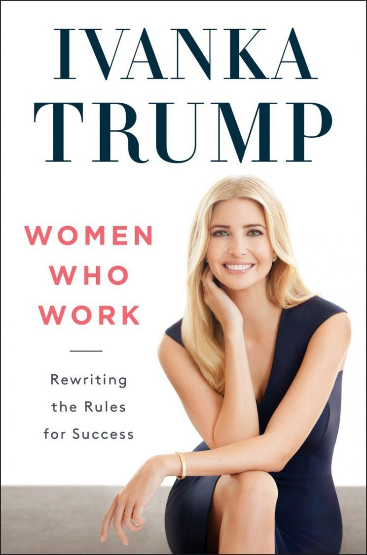 The cover of Ivanka Trump's new book