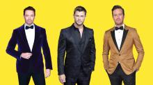 Time to Suit Up: Hollywood's Men Hit the Refresh Button on Red Carpet