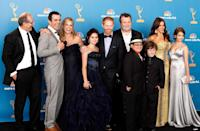<p>Oh, how the cast of <em>Modern Family </em>has grown since 2010! The show was nominated for a whopping 14 awards, winning six, including outstanding comedy series. </p>