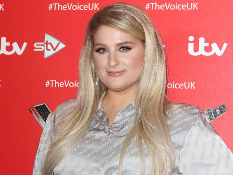Meghan Trainor started meeting with therapist after suffering health scare