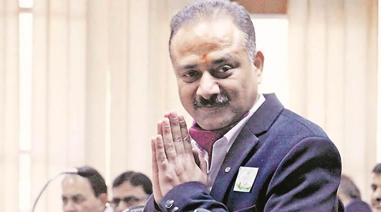 Chandigarh: Arun Sood set to become BJP city chief, to file nomination today