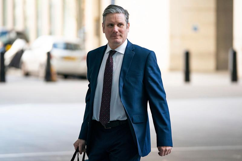 Newly-elected Labour Party leader Keir Starmer. (Photo: ASSOCIATED PRESS)