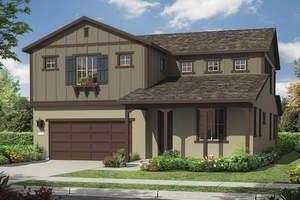 Floorplans Now Online for William Lyon Homes' Maplewood in Tracy