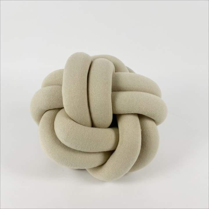 """<br><br><strong>The Knot Pillow</strong> Beige Large Knot Pillow, $, available at <a href=""""https://go.skimresources.com/?id=30283X879131&url=https%3A%2F%2Ftheknotpillow.com%2Fcollections%2Fflat-knot-pillow%2Fproducts%2Fbeige-large-knot-pillow"""" rel=""""nofollow noopener"""" target=""""_blank"""" data-ylk=""""slk:The Knot Pillow"""" class=""""link rapid-noclick-resp"""">The Knot Pillow</a>"""