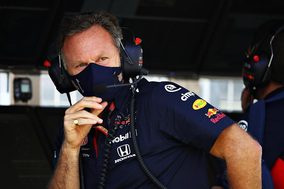 Christian Horner has revealed the accident at Silverstone has cost Red Bull £1.3million in damages (PA). (PA Archive)