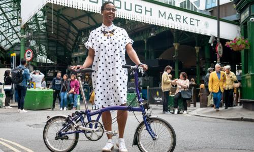 'I can't stress enough how empowering it is': how riding a BMX Burner changed my life