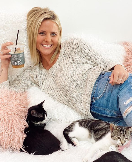 <p>Kristian continues to fill her feed with her love of furry animals... and her girlfriend, Taylor Blake. She's also an ordained minister, so hit her up if you need any marrying! </p>