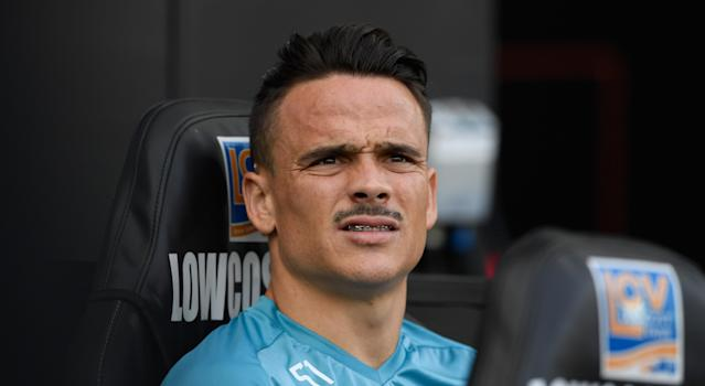 Roque Mesa is lucky to even make the bench these days…