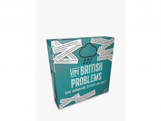 Find out just how awkward you are in this game about very British problems