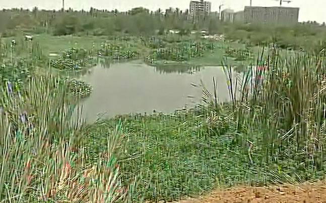 Bengaluru: Encroachments on rise as govt fails to demarcate lake, storm water drains