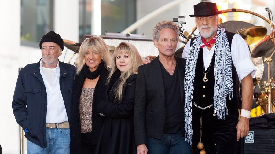 "Stevie Nicks shines on Fleetwood Mac's previously unreleased version of ""Seven Wonders,"" off their upcoming 'Tango In the Night' reissue."