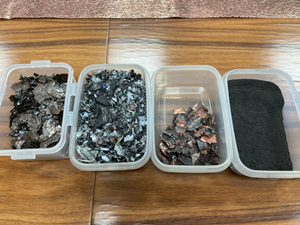Recyclus Group production of black mass will contribute towards the 100% of Li-Ion batteries being recycled by 2022