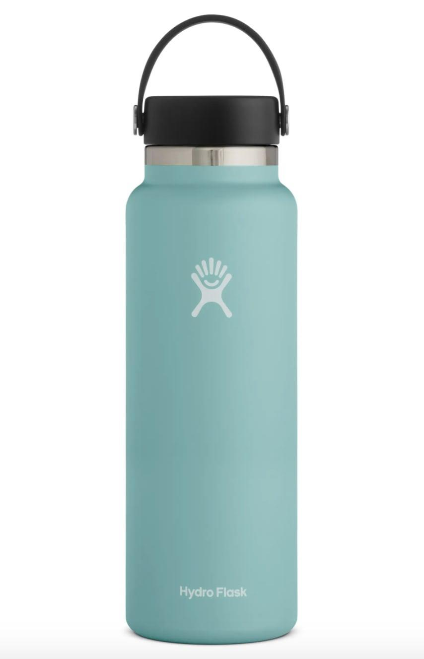 <p>Help them stay hydrated with this <span>Hydro Flask 40-Ounce Wide Mouth Cap Bottle</span> ($50). You can also get them the <span> Wide Mouth Straw Lid </span> ($10) that's compatible with the bottle as a stocking stuffer.</p>