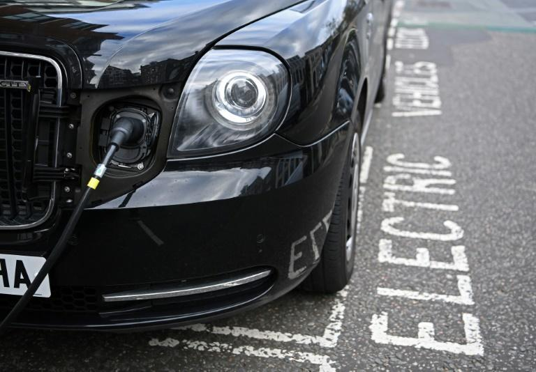 Some taxi drivers had only recently made the switch to costly electric vehicles