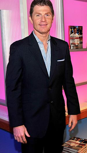 Bobby Flay talks to omg!. (Ben Gabbe/Getty Images)
