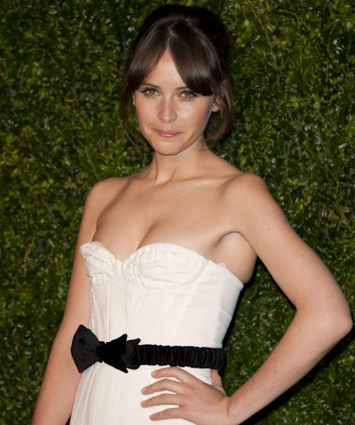 'It Depends On the Script': Felicity Jones Reveals She May Be Up For 'Fifty Shades Of Grey' Role