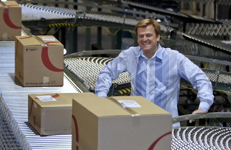 Patrick Byrne's Overstock Exit Came After Admission He Romanced Russian