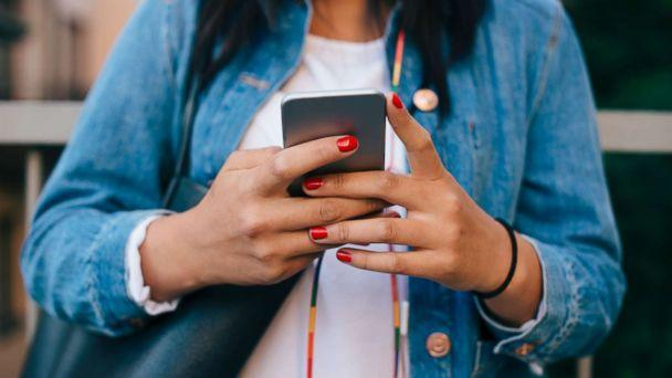 PHOTO: A person uses their cell phone in this undated stock image. (STOCK/Getty Images)