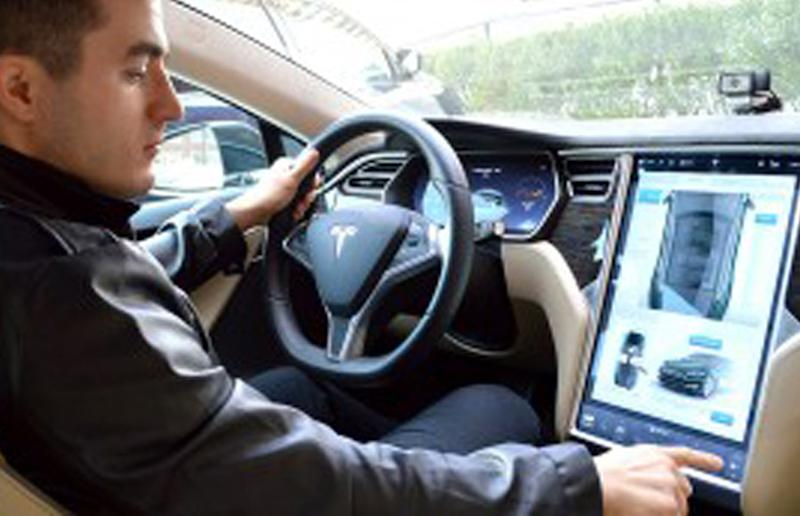 MIT wants to pay Tesla owners $1,000 to watch them drive