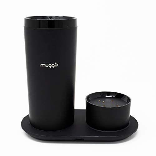 """<p><strong>Muggo</strong></p><p>amazon.com</p><p><strong>$129.99</strong></p><p><a href=""""https://www.amazon.com/dp/B07WMVP7XJ?tag=syn-yahoo-20&ascsubtag=%5Bartid%7C1782.g.36865936%5Bsrc%7Cyahoo-us"""" rel=""""nofollow noopener"""" target=""""_blank"""" data-ylk=""""slk:BUY NOW"""" class=""""link rapid-noclick-resp"""">BUY NOW</a></p><p>Has technology gone too far? This Muggo piece connects to your smart device for temperature control so you can always have your drink at your most ideal temperature.</p>"""