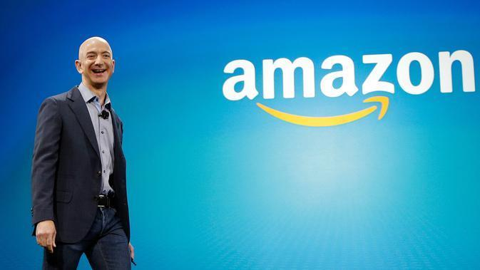 Jeff Bezos (AP Photo/Ted S. Warren, File)