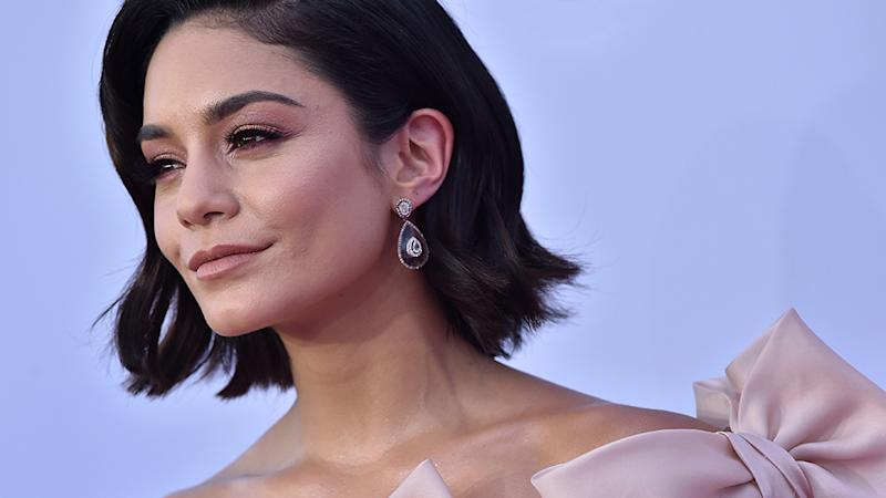 Vanessa Hudgens Is Majorly Channeling Gabriella Montez With This Look, and We Stan