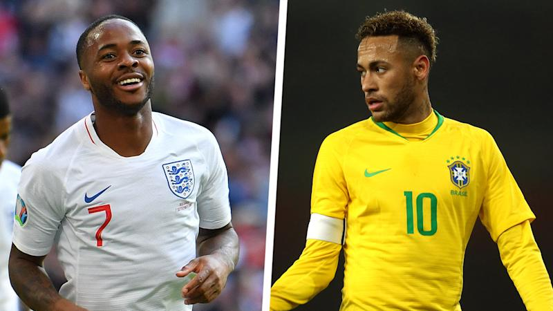 'Better than Neymar' - Sterling tipped to win Ballon d'Or at Man City