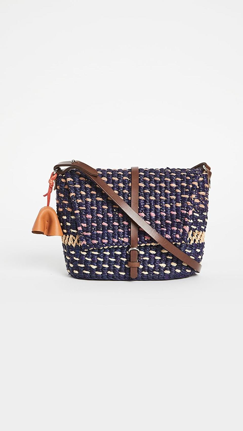 <p>The <span>Sinsi Dot Bag</span> ($99, originally $165) will effortlessly elevate a dress or jeans-and-top ensemble.</p>