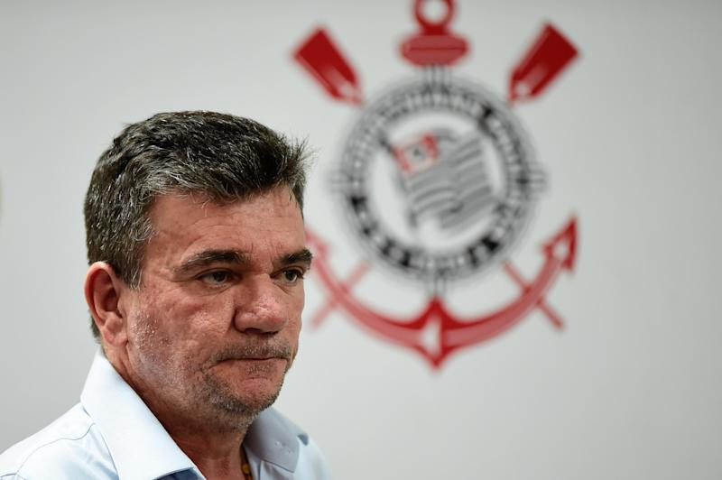 Andrés Sanchez (Fernando Dantas/Gazeta Press)