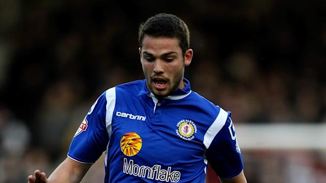Bradden Inman's start to his Peterborough United career has taken a turn for the worse after he suffered a serious injury